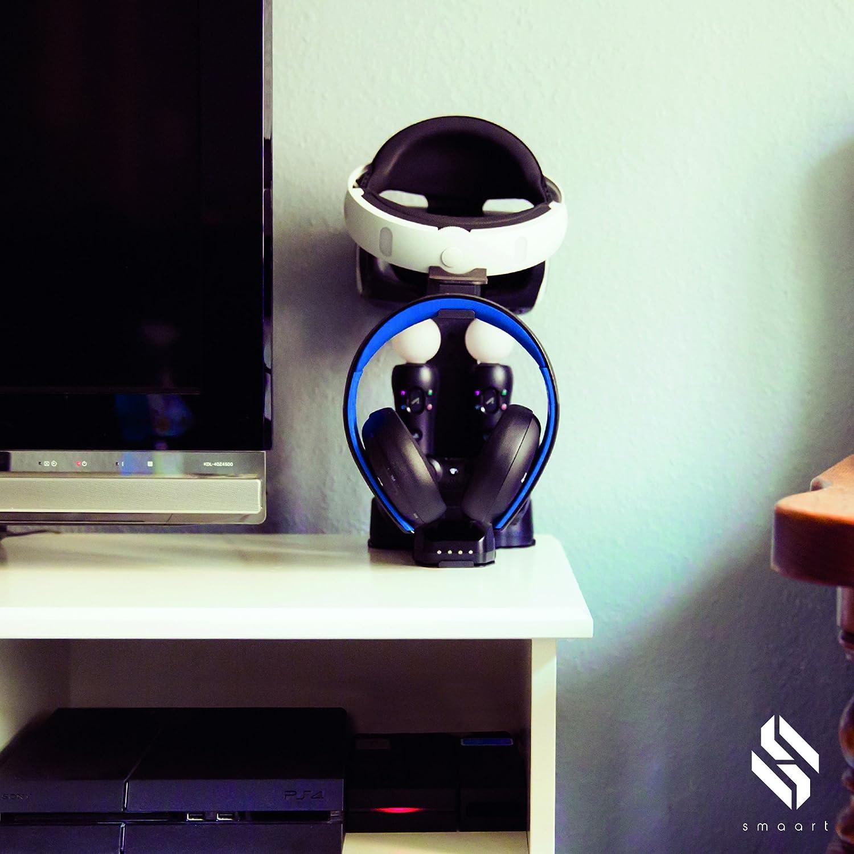 smaart® Playstation VR stand y estación de carga | El...