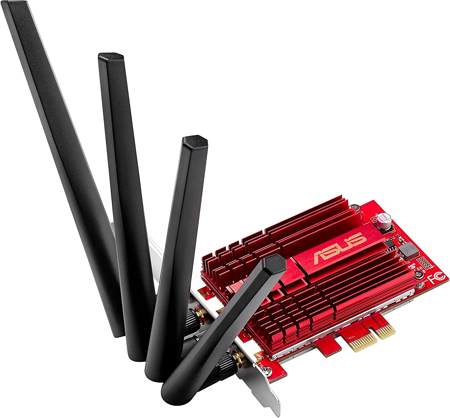 ASUS PCE-AC88 AC3100 4x4 802.11AC PCIe Adapter