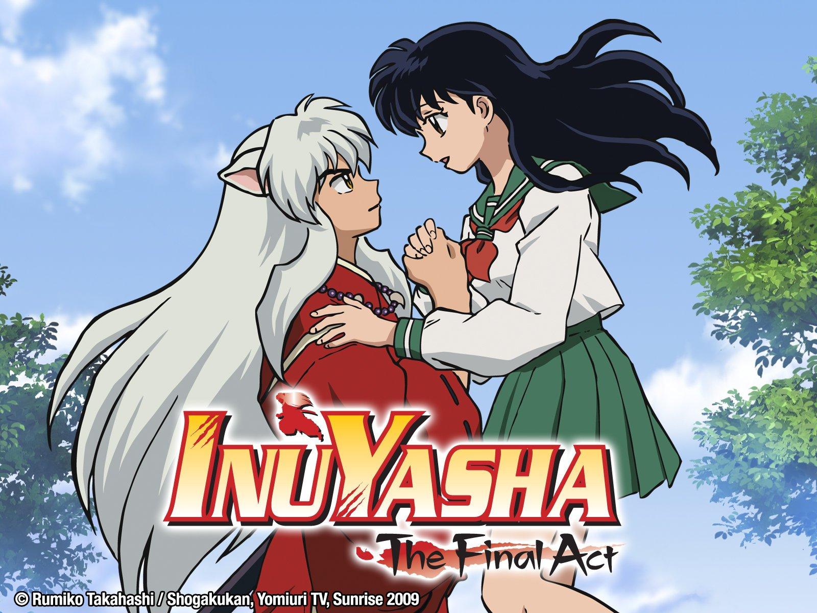 Inuyasha: The Final Act - InuYasha: Kanketsu-hen