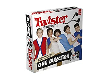 Amazoncom One Direction Twister Official Music Merchandise Kids