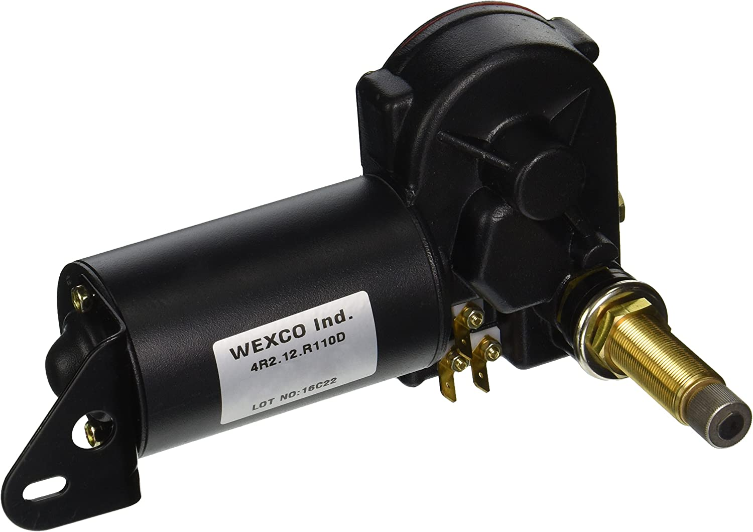 Wexco Windshield Wiper Motor 4R1.12.R110D With Wipers