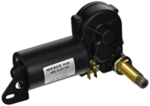 "Wexco 4R2.12.R110D, Two and a half inch (2.5"") shaft, 12V"