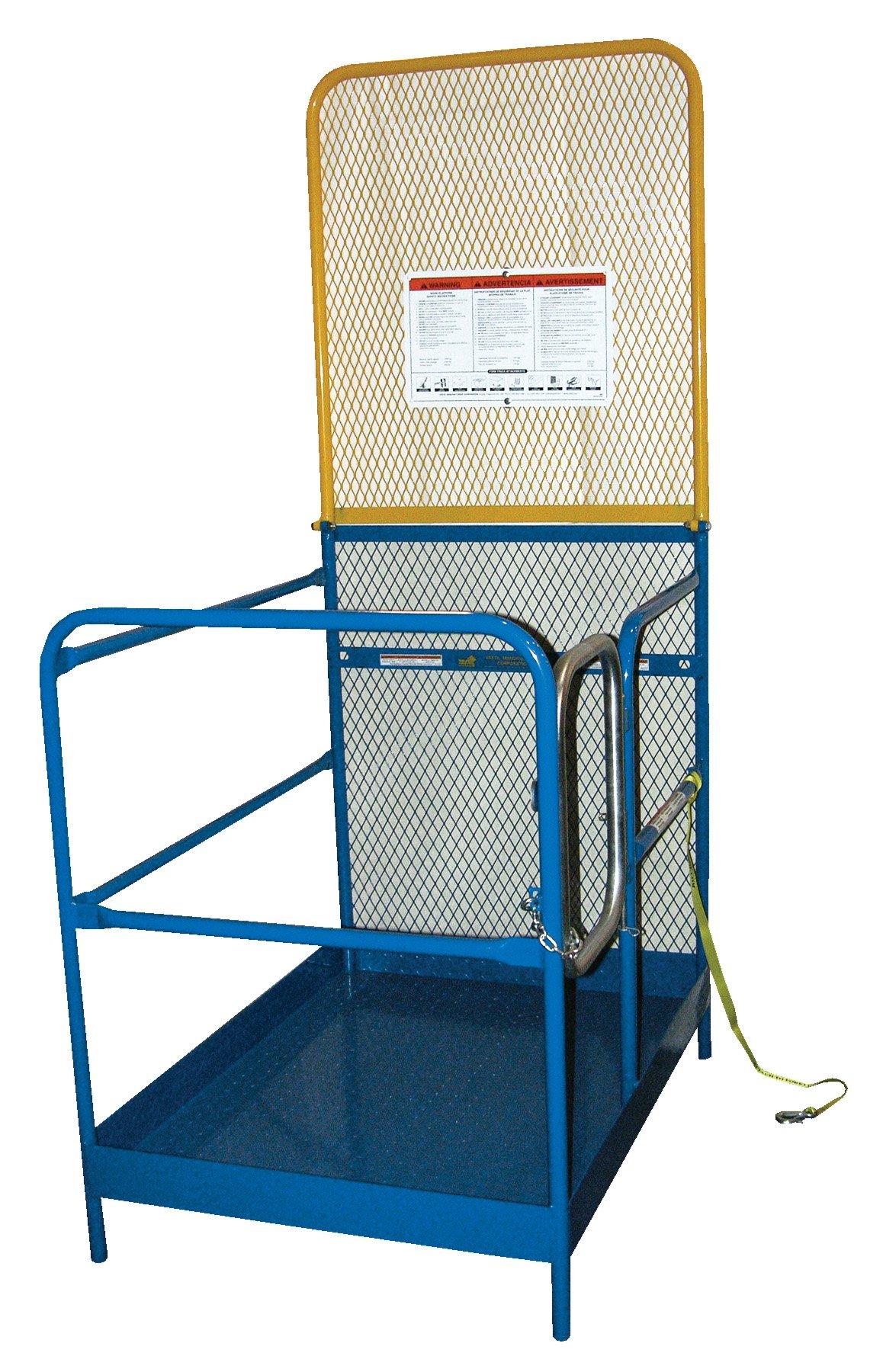 Vestil Work Platform Optional 84 In Back Height by Vestil (Image #1)