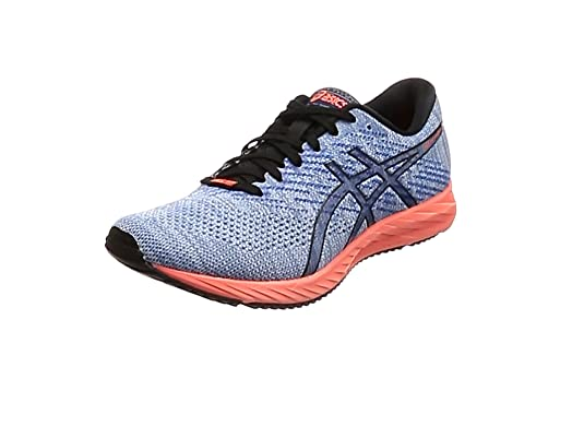 ASICS Damen Gel-ds Trainer 24 Laufschuhe, Bleu Givrã Bleu Flash