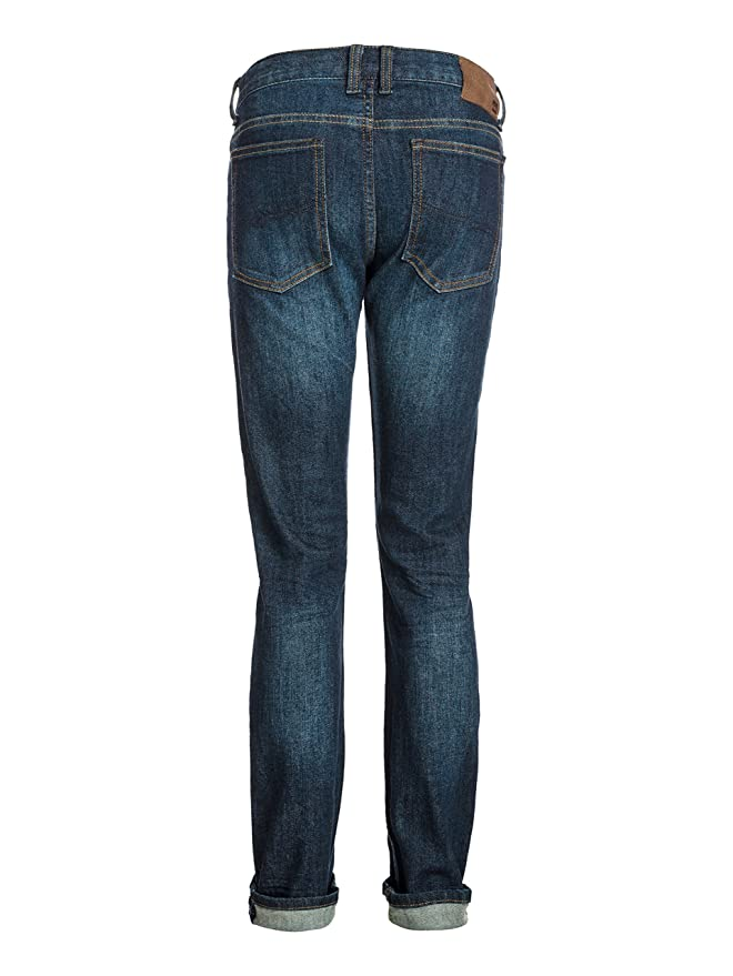 Quiksilver Distorusnagedy B - Pantalones para niño: Amazon ...
