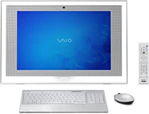 Sony VAIO VGC-LT33E 22-inch PC/TV All-In-One (2.1 GHz Intel Core 2 Duo T8100 Processor, 3 GB RAM, 640 GB Hard Drive, Vista Premium) (Discontinued by Manufacturer)