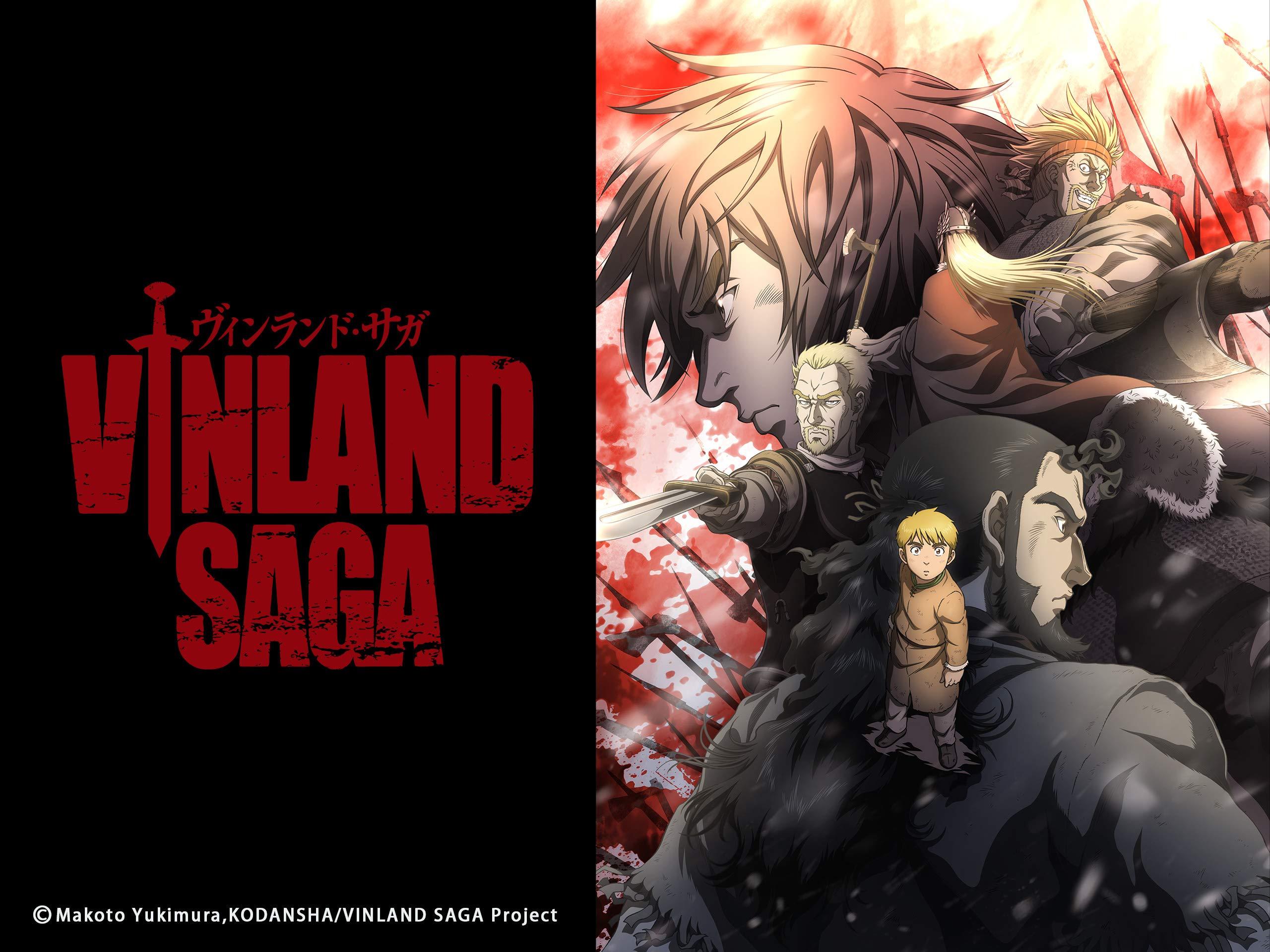 Image result for vinland saga
