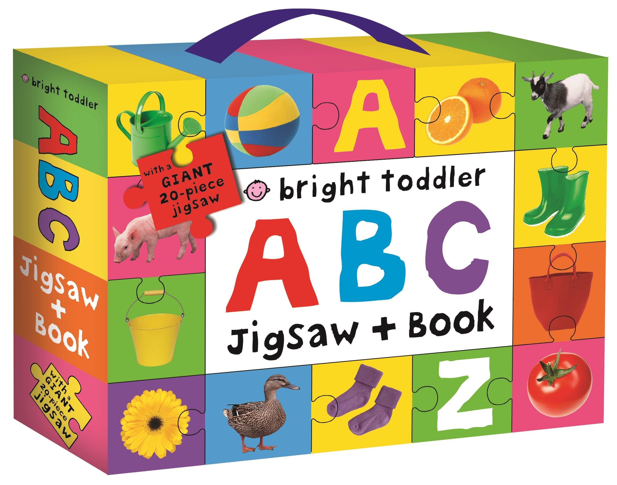 ABC Jigsaw and Book: Jigsaw Boxes ebook