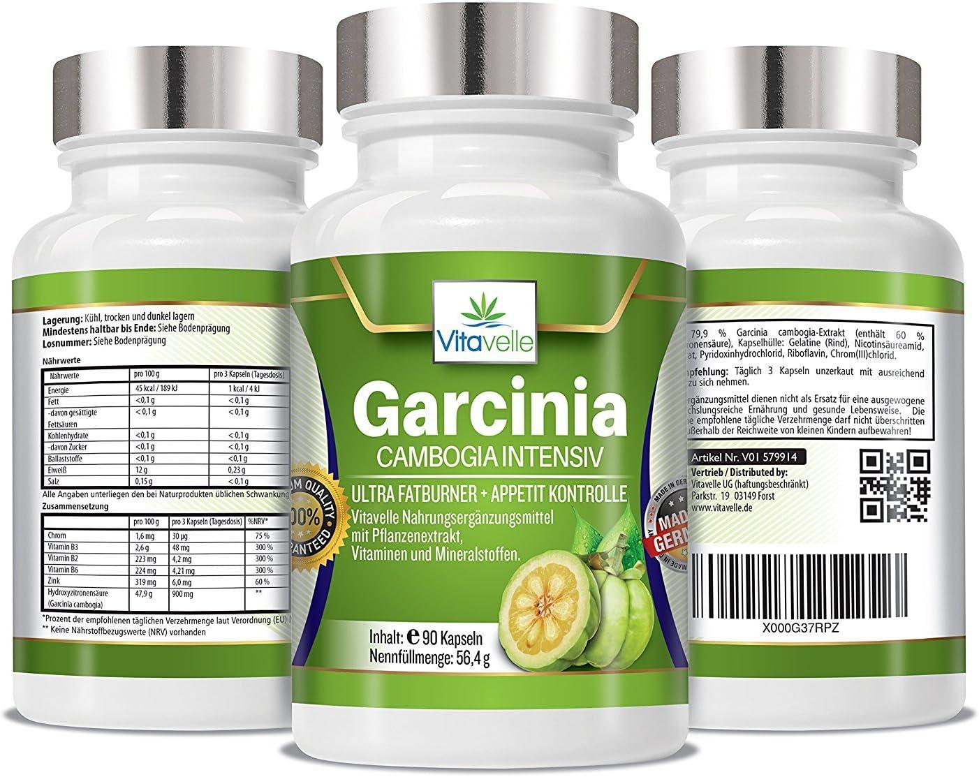 Garcinia Burn machte für sie