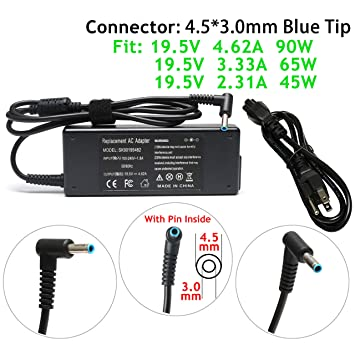 Amazon.com: 90W 65W 45W AC Adapter Charger Replacement for ...