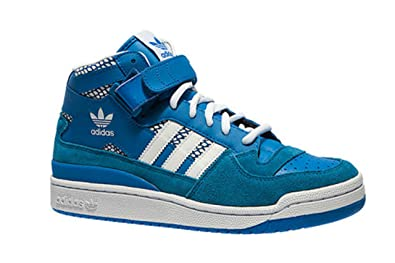 Adidas Mens Forum Mid RS classic basketball Shoes