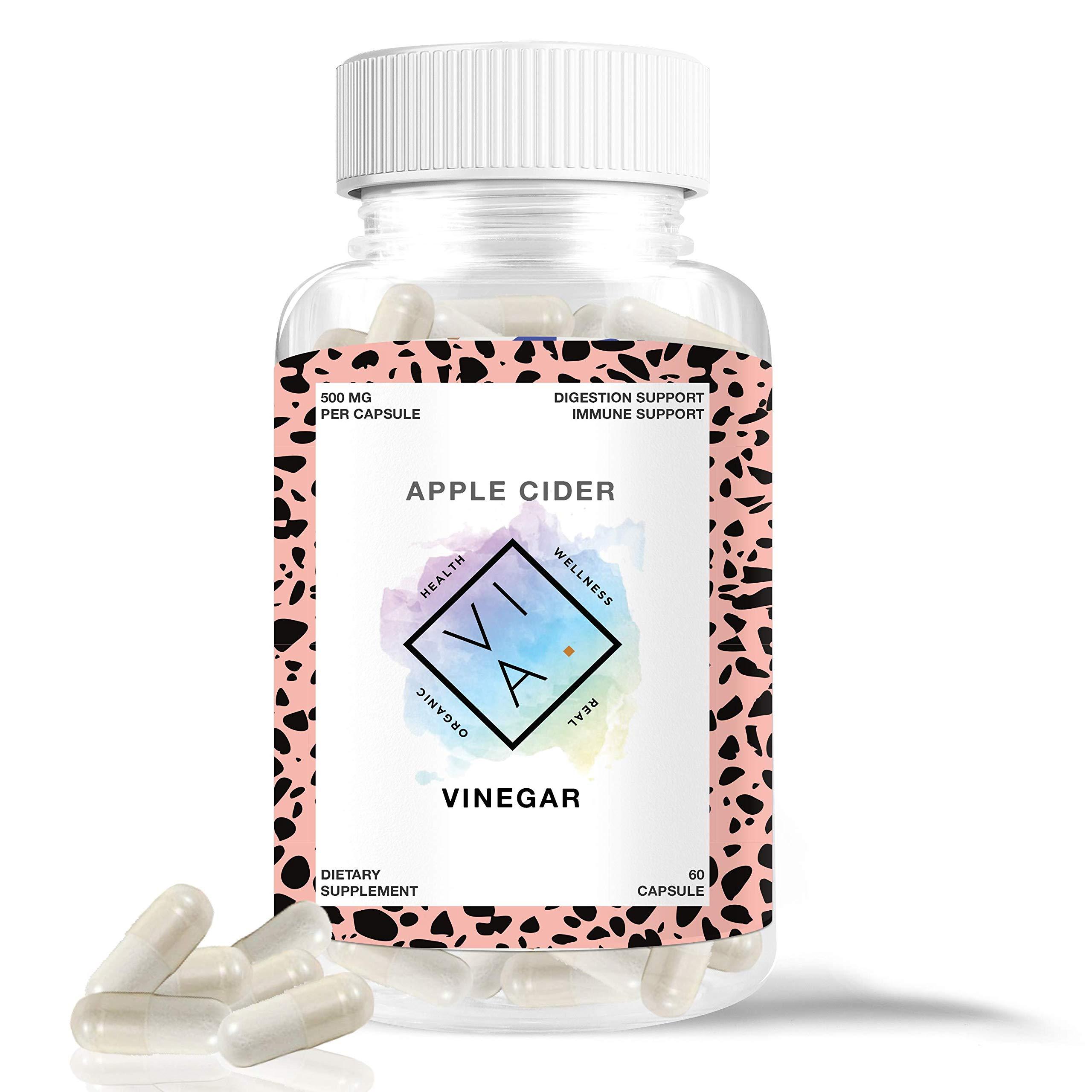 Amazon.com: VIA Hair Skin Nail Gummies for Longer and