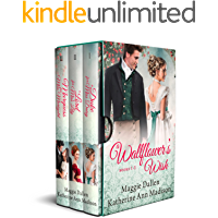 A Wallflower's Wish Boxed Set: Three Regency Romances