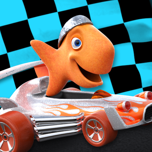Goldfish Go-Karts (Race Go Cart)