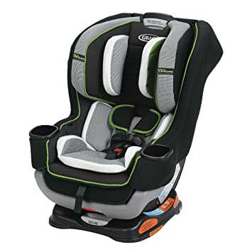Graco Extend2Fit Convertible Car Seat With Safety Surround