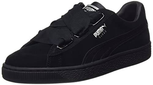 finest selection 4e470 097db PUMA Women's Suede Heart Ep Trainers