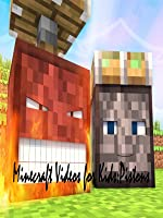 Minecraft Videos for Kids:Talking Blocks Pistons