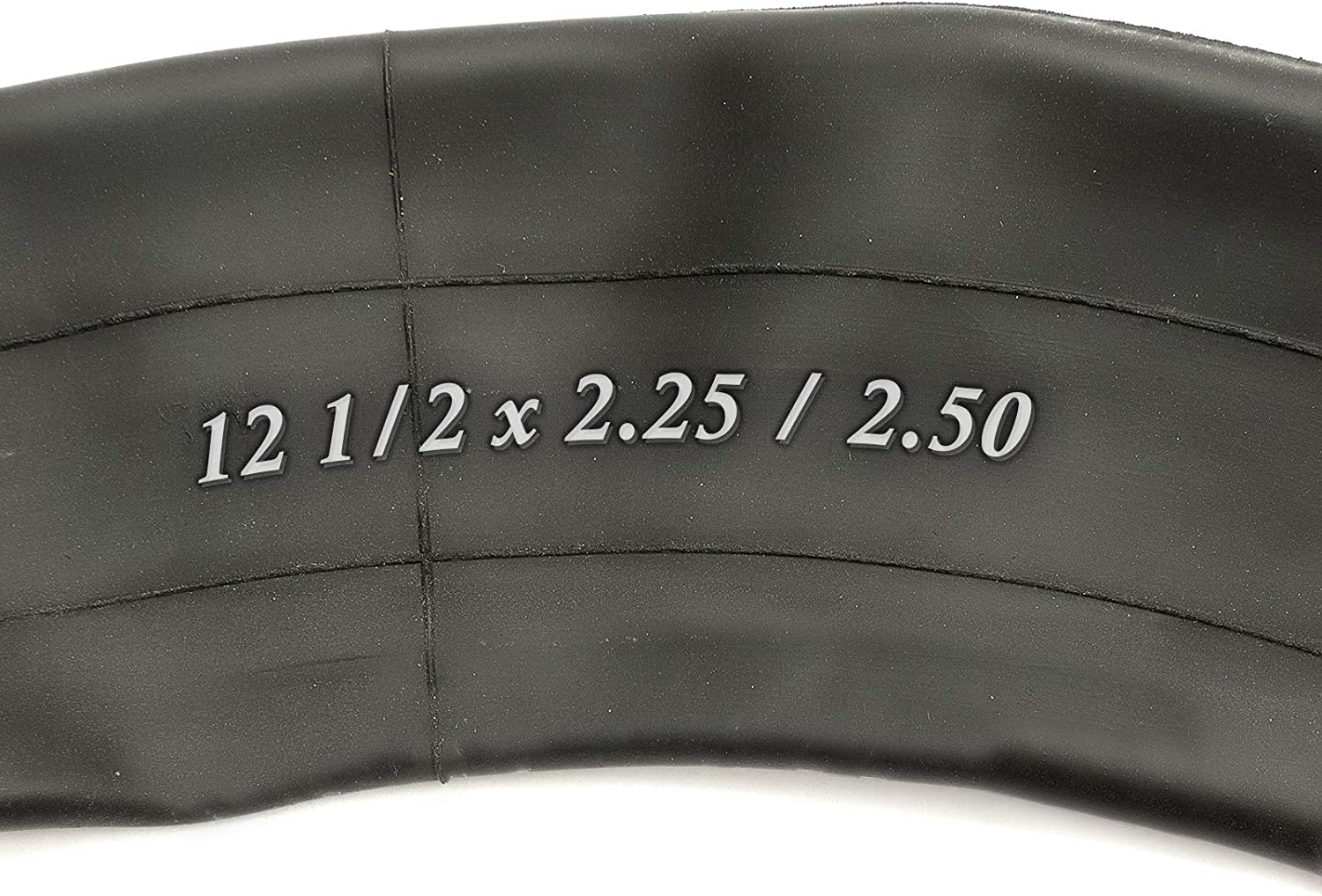Inner Tube 12 1//2 x 2.25//2.50 45 Degree Bent Schradar Valve Quinny Speedi Stroller Pushchair Pram Buggy