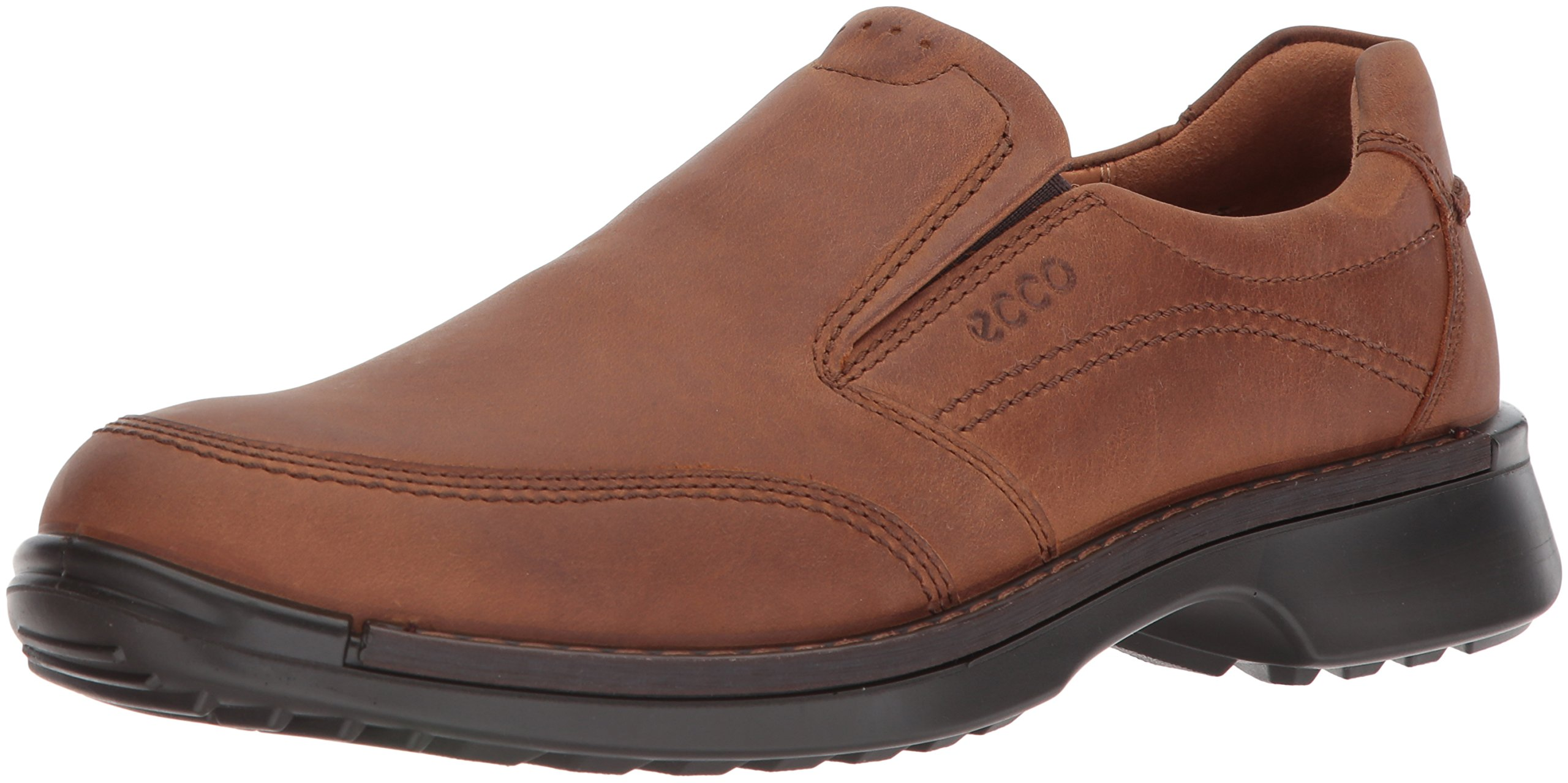 ECCO Men's Fusion II Slip-On Loafer, Amber, 43 EU/9-9.5 M US