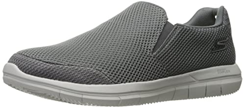 Zapatillas para caminar Go Flex 2-54015 Performance para hombre, carbšn vegetal, 8.5 M US: Amazon.es: Zapatos y complementos