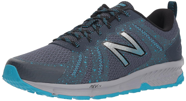 gris Foncé New Balance Wt590v4, Chaussures de Trail Femme