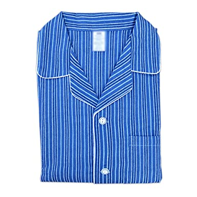 Beancan Mens Sexy Plaid Casual Sleepwear for Male Pyjamas Pijama Hombre Mens Cartoons,3 Blue