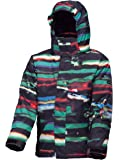 Quiksilver Jungen Snowboard Jacke Next Mission Printed Yout