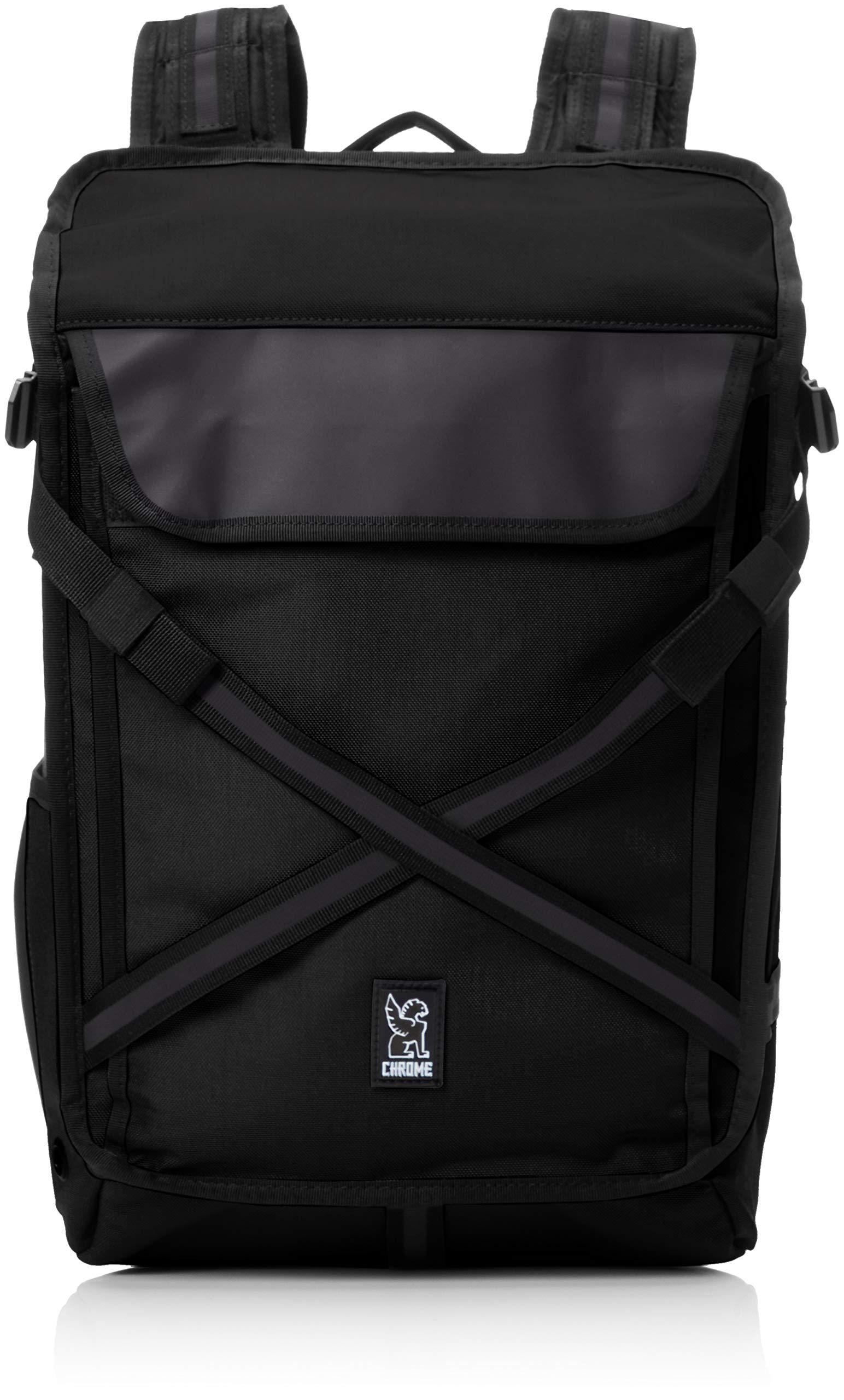 Chrome industries | Echo Bravo Bag | Black by Chrome (Image #1)