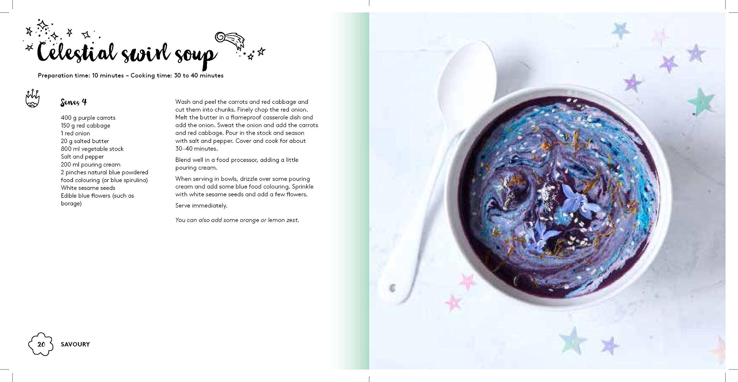 Unicorn Food: Natural recipes for edible rainbows: Amazon.co.uk ...