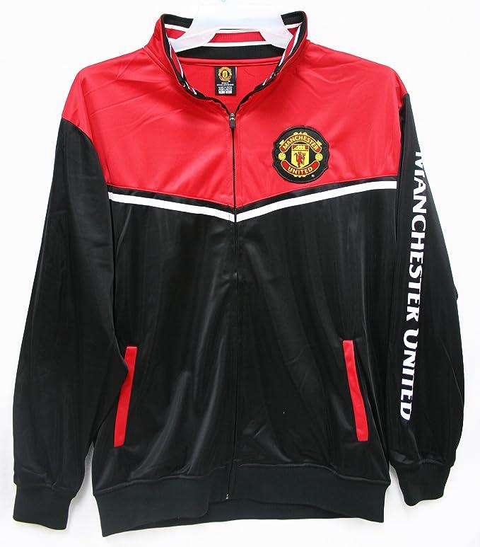 Amazon.com: UEFA adulto Manchester United – Chaqueta de ...