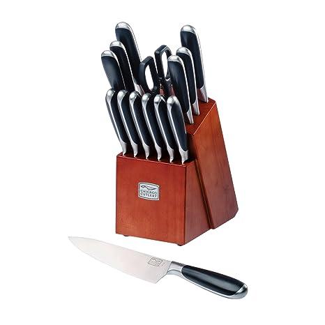 Amazon.com: Chicago juego de cuchillos de cubiertos con ...