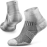 ROCKAY Flare Calcetines de Correr para Hombres