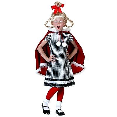 Kid's Christmas Girl Costume: Baby
