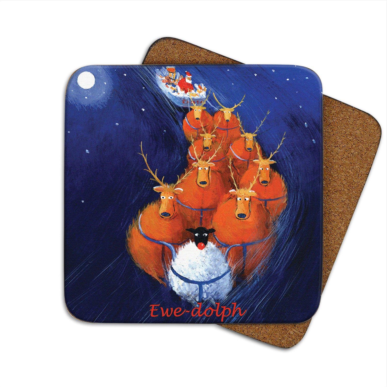 Ewe Dolph Coaster By Thomas Joseph Rudolf Sheep Buy Online In Guam At Guam Desertcart Com Productid 63585339