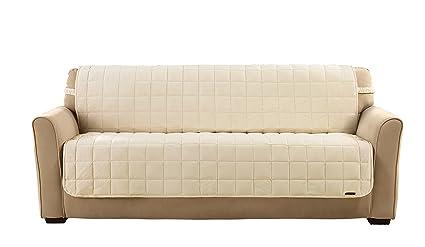 Magnificent Amazon Com Surefit Armless Deluxe Pet Cover Sofa Slipcover Download Free Architecture Designs Scobabritishbridgeorg