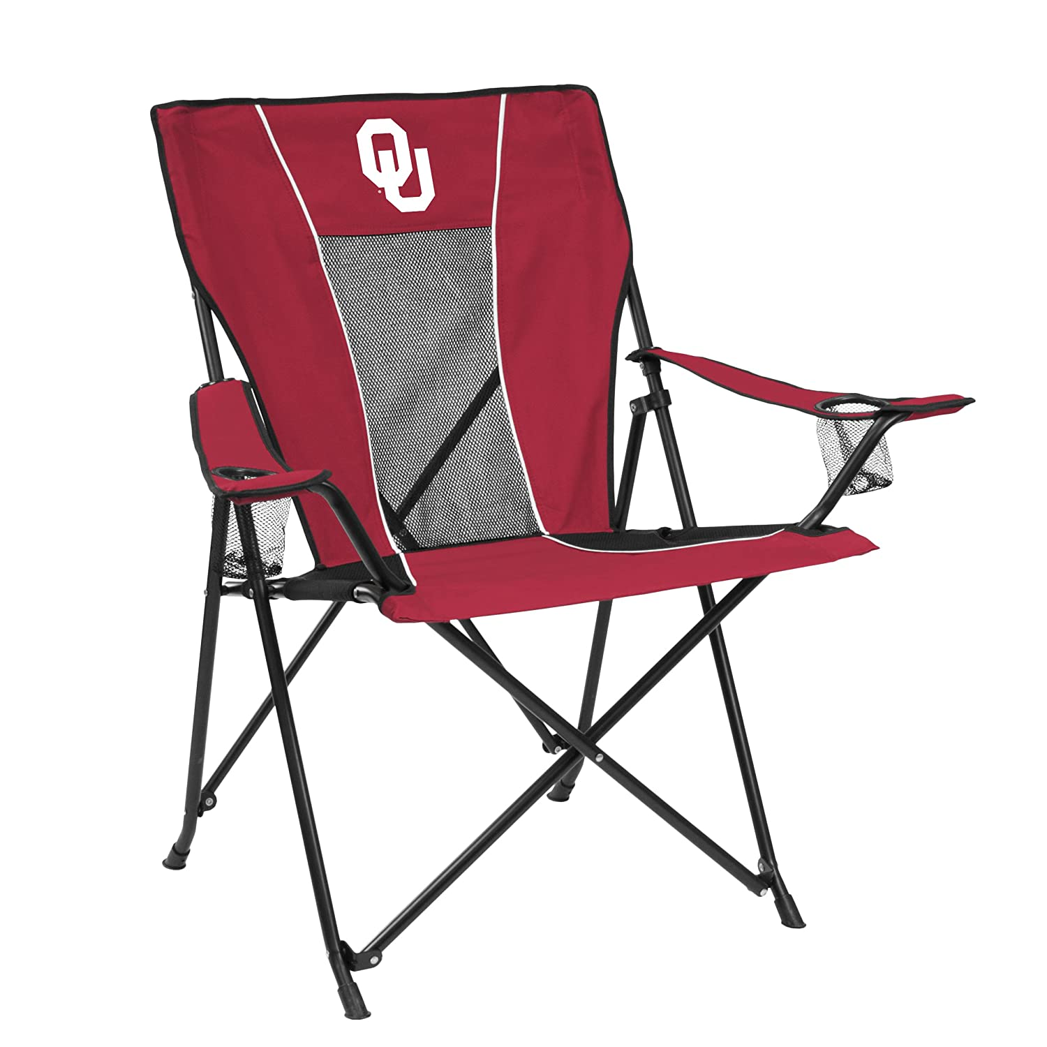 Collegiate Game Time Chair with Carry Bag