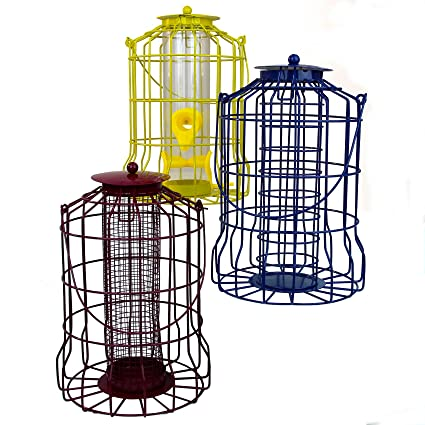 Squirrel guard NUT /& or FAT BALL feeder Combination discounted deals