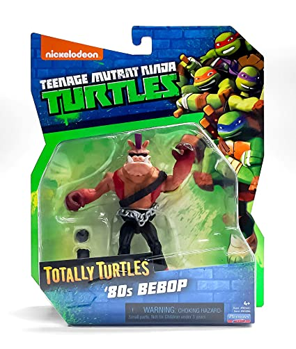 Amazon.com: Teenage Mutant Ninja Turtles Bebop en el 80 ...