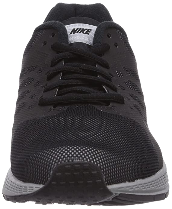 626bdf40b1aa9 usa nike air zoom pegasus 31 flash damen laufschuhe schwarz black reflect  silver 001 36.5 eu