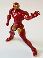 """Marvel Legends Extremis IRON MAN Review 6"""" inch action figure toy"""