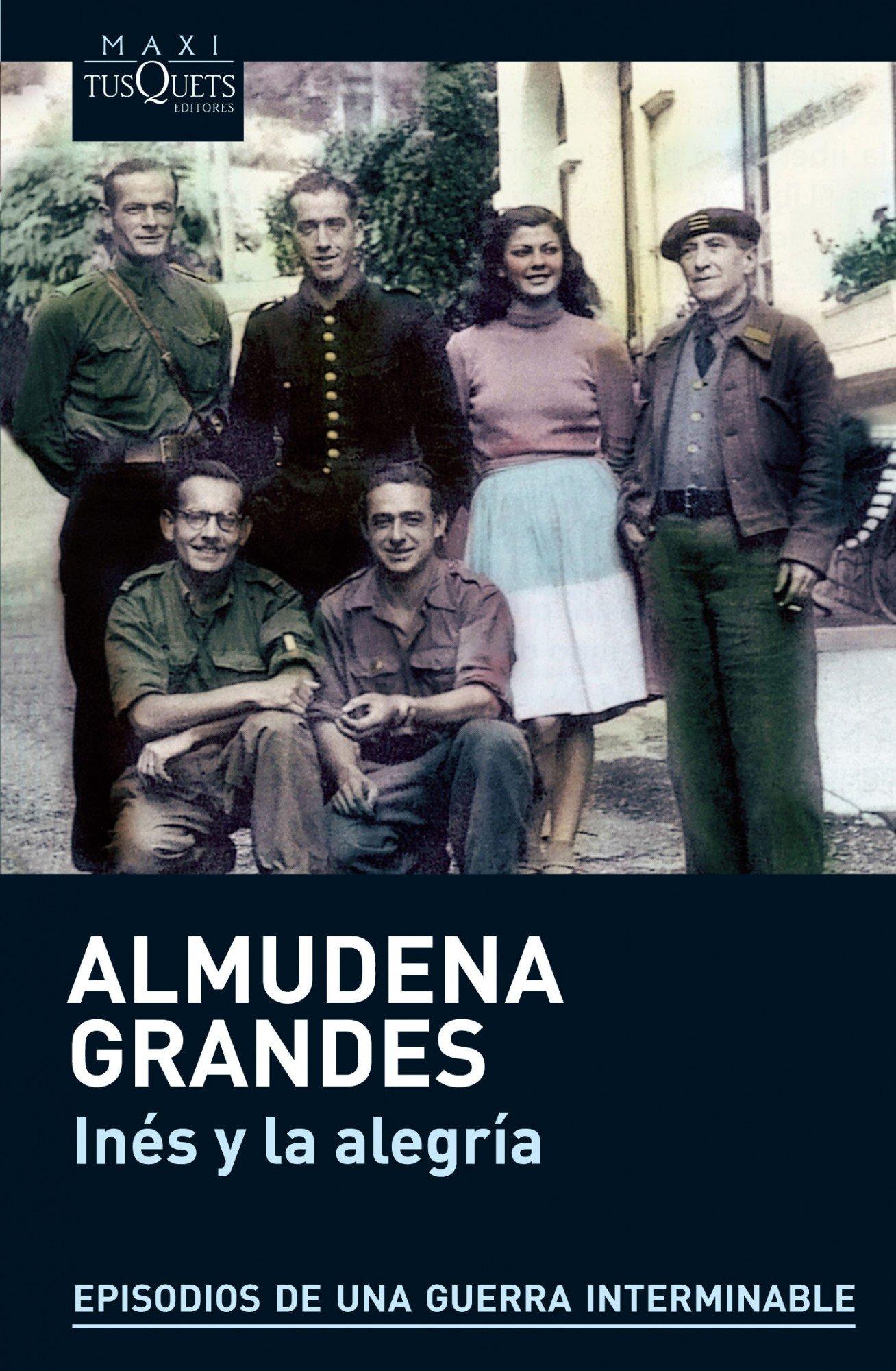 Ines Y LA Alegria (Spanish Edition): Almudena Grandes: 9788483836019: Amazon.com: Books