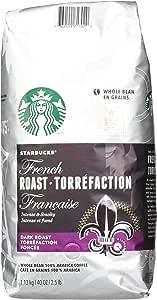 Starbucks French Roast Whole Bean Coffee, 40 Ounce