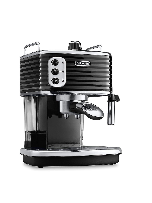 Günstige Siebträger Espressomaschine DeLonghi ECZ 351.W Scultura im Angebot