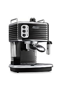 Günstige Siebträger-Espressomaschine DeLonghi ECZ 351.bk Scultura im Angebot kaufen