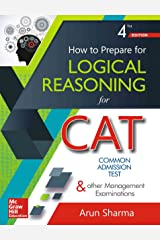 How to Prepare for Logical Reasoning for CAT Paperback