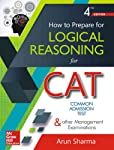 How to Prepare for Logical Reasoning for Common Admission Test & Other Entrance Examinations price comparison at Flipkart, Amazon, Crossword, Uread, Bookadda, Landmark, Homeshop18