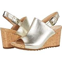 Clarks Women's Flex Stitch Wedge Sandal