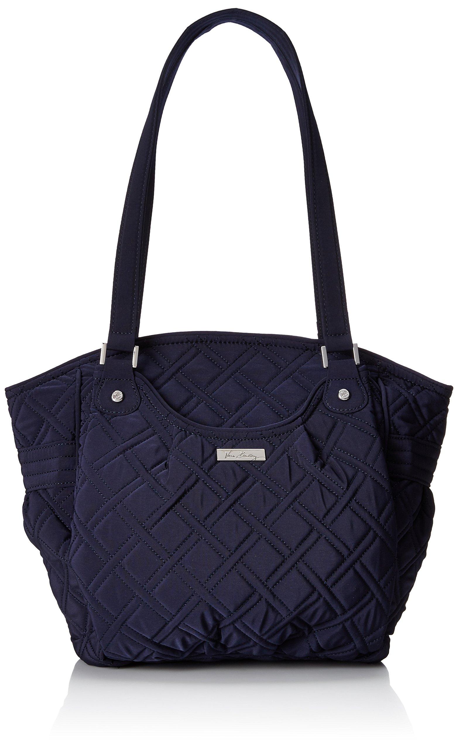 Vera Bradley Glenna 2 Shoulder Bag, Classic Navy, One Size by Vera Bradley (Image #1)
