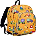 Wildkin Olive Kids Under Construction 12 Inch Backpack