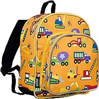 Wildkin Olive Kids Under Construction 12 Inch Backpack